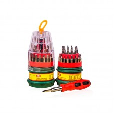 31Pcs Screwdriver Set / Electronic Repair Hand Tool Set